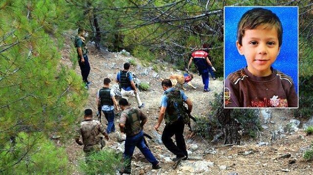 Ufuk'un kaybolduktan 8 gün sonra cansız bedeni bulunmuştu.