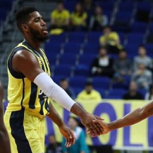 Fenerbahçe Thompson'a veda etti