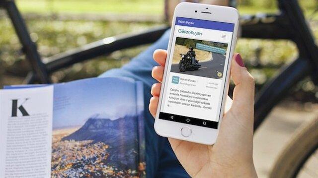 GörenDuyan adlı mobil uygulama sayesinde tüm kayıp eşyalar bir platformda buluşacak.