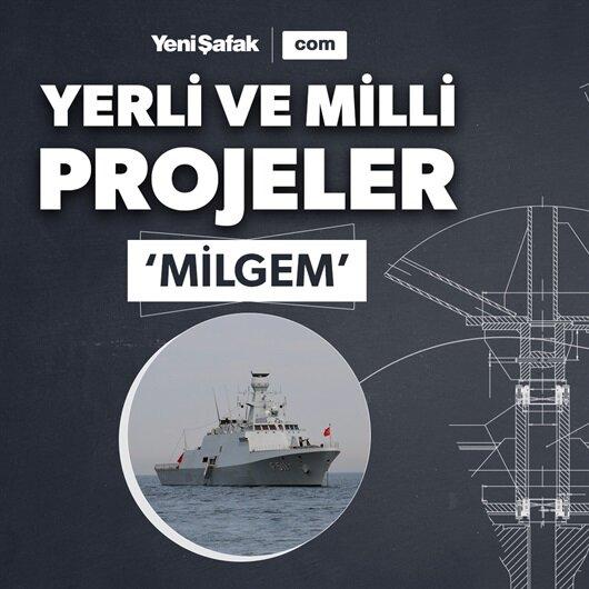 Türkiye'nin denizlerdeki gururu: MİLGEM