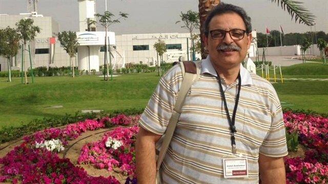"""زهير بنخلدون، مدير المرصد الفلكي """"أوكايمدن"""""""