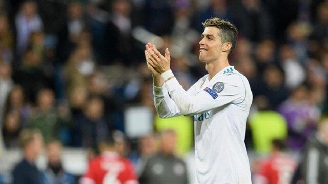 Ronaldo'dan Real Madrid'e duygusal veda