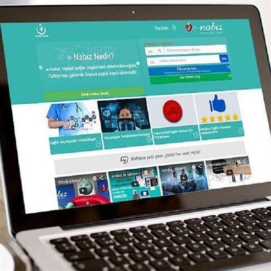 e-Nabız 8 milyon kişiye ulaştı
