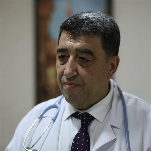 التركي مصطفى.. من خباز إلى طبيب