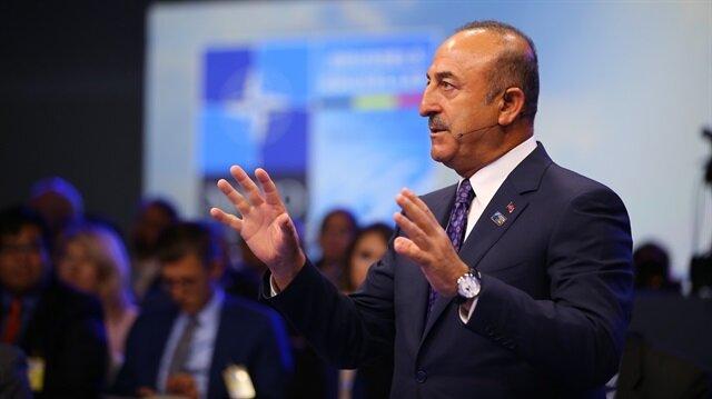 Turkish FM Çavuşoğlu attends NATO Engages 2018 in Brussels