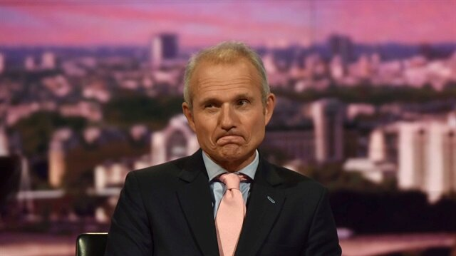 File photo: Britain's Minister for the Cabinet Office David Lidington