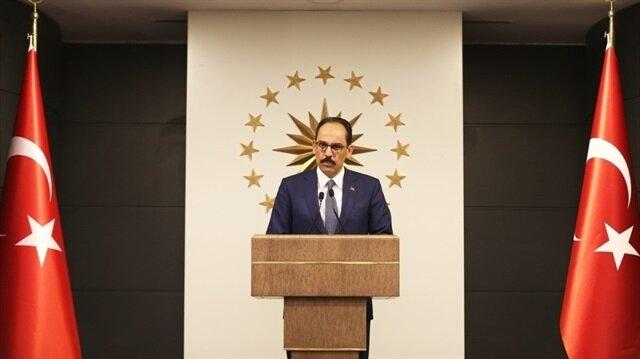 متحدث الرئاسة التركية يدعو الأوربيين التعامل بشكل حازم مع ظاهرة العنصرية في بلدانهم