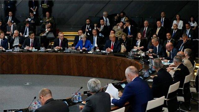 بمشاركة أردوغان.. انطلاق اجتماع زعماء دول الناتو في بروكسل