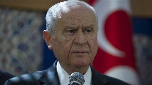 MHP lideri Bahçeli'nin acı günü