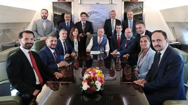 Başkan Erdoğan, Zehra Zümrüt Selçuk'u daha önce hangi göreve teklif ettiğini ilk kez açıkladı.