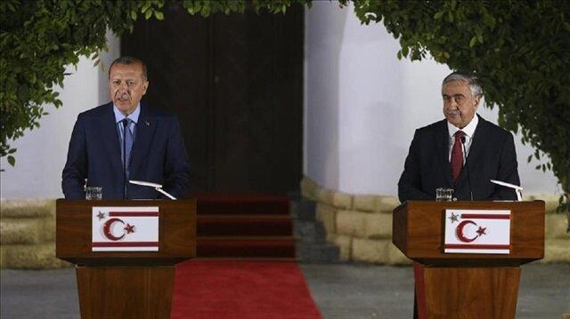 أردوغان: تركيا لن تسمح بتحويل القبارصة الأتراك إلى أقلية