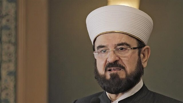 """""""علماء المسلمين"""" يهنئ تركيا بالانتقال للنظام الرئاسي"""