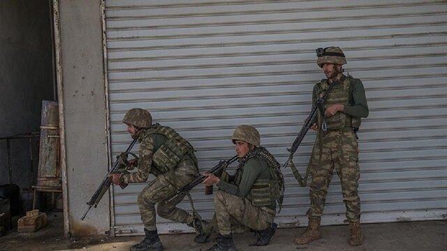 تحييد 15 إرهابيًا في عفرين السورية
