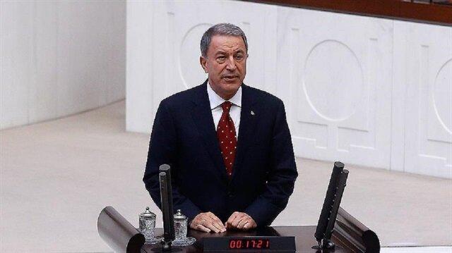 تركيا.. أكار يتسلم مهامه وزيرًا للدفاع