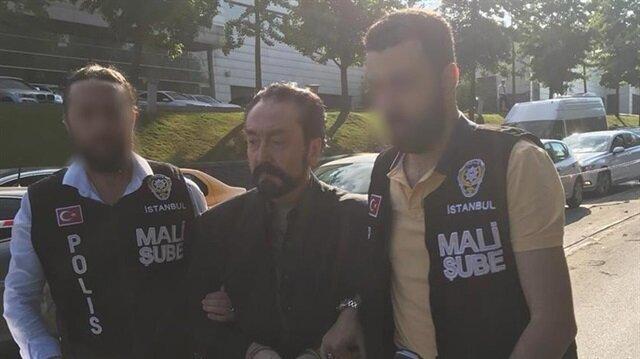 """المعروف باسم """"عدنان أوكتار"""" أيضا متهم بتأسيس تنظيم لإرتكاب جرائم مختلفة"""