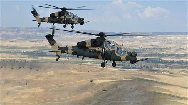 """مروحية """"أتاك"""" التركية ستكون حاضرة في قمة زعماء الناتو"""