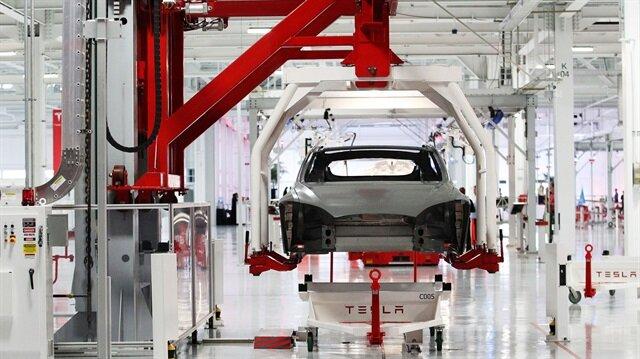 Tesla ABD dışı ilk fabrikasını Şanghay'da açacak