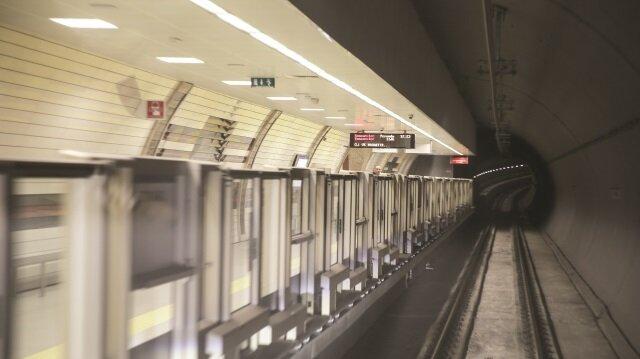 Sürücüsüz metronunikinci etabı açılıyor
