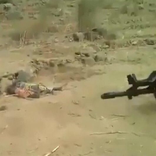 Kamerun'da vahşet: Kadınları çocukları ile katlettiler!