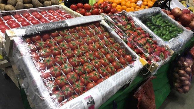 تركيا تصدر فواكه وخضروات إلى 50 دولة جوًا