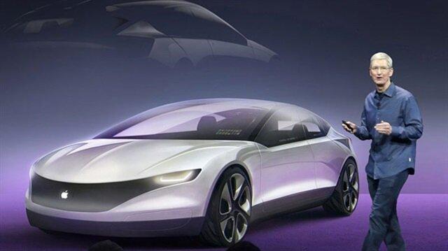 Apple, otonom araç teknolojisi için büyük yatırımlara imza attı.