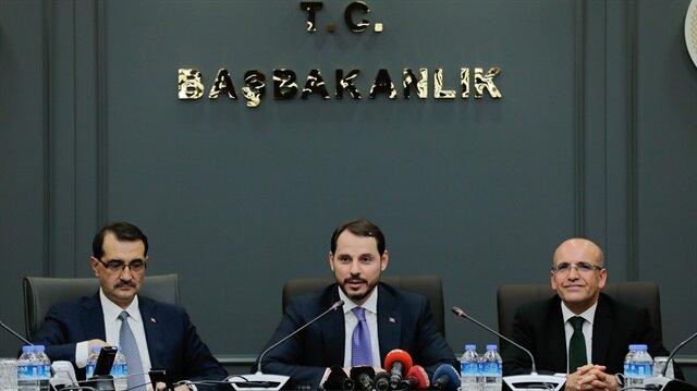 New Minister of Treasury and Finance Berat Albayrak