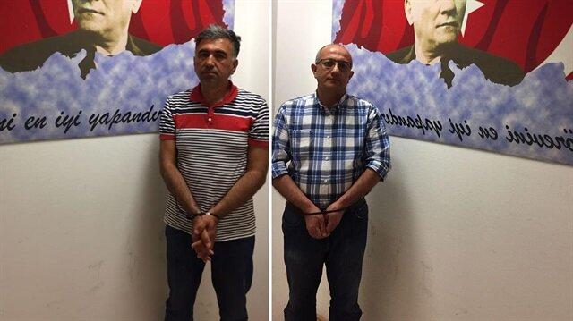 MİT Azerbaycan ve Ukrayna'dan iki FETÖ'cü getirdi