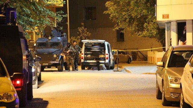 Bingöl'deki saldırının ardından bölgeye çok sayıda polis ekibi sevk edilmişti.