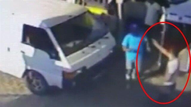 Sokak ortasında şoke eden cinayet: Bir anda kafasına sıktı!