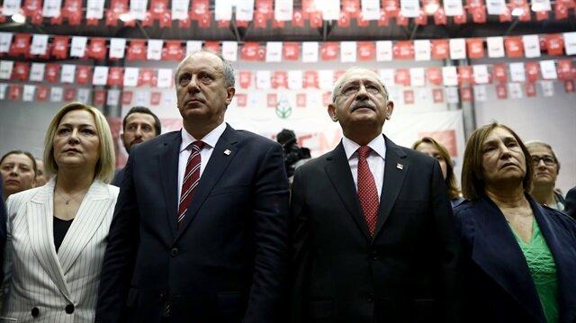 Muharrem İnce - Kemal KIlıçdaroğlu