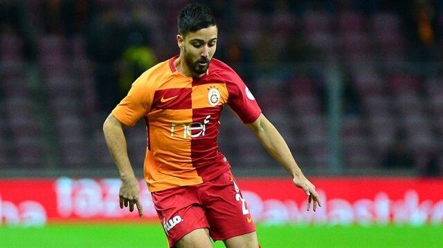 Galatasaray'da, Tarık Çamdal kamp kadrosuna alınmamıştı.