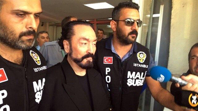 Adnan Oktar'ın derin bağlantıları: FETÖ irtibatlı İsrail casusu