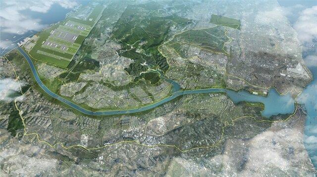 'Kanal İstanbul projesinin gerekliliğini açıkça gördük'