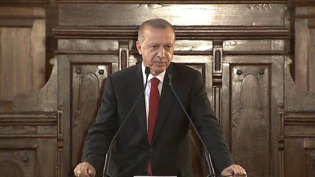 Başkan Erdoğan: Milli iradenin üzerinde hiçbir fani güç tanımıyoruz