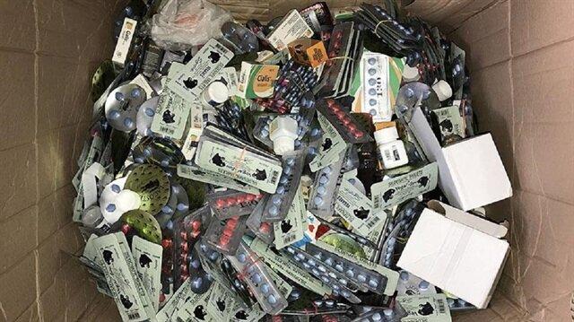 Bakanlık, Çin menşeli 'valsartan' içeren 33 ürünün satışını engelledi.