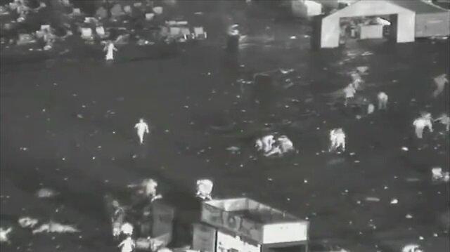 59 kişinin öldüğü konser saldırısının en net görüntüsü yayınlandı!