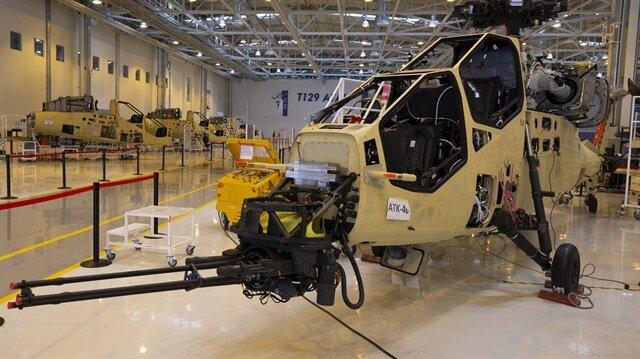Atak helikopterinde yeni ihracat hamlesi.