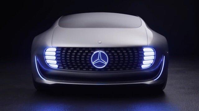 Mercedes Uber'e rakip olacak