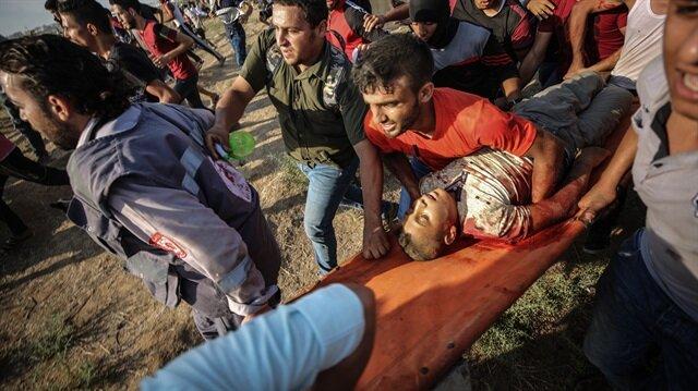 İşgalci İsrail güçleri Gazze sınırında bir Filistinli çocuğu daha şehit etti