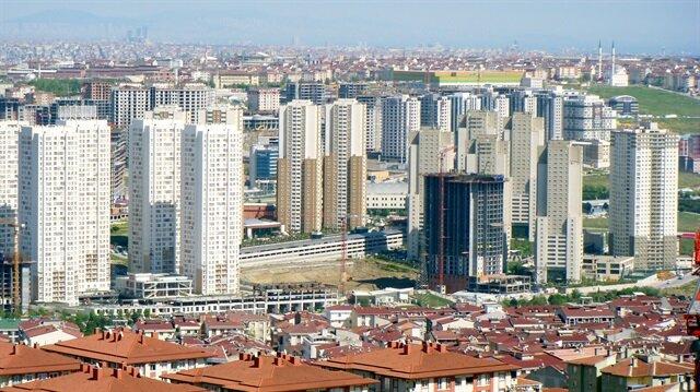 İstanbul'da en düşük konut metrekare fiyatlarında başı 2 bin 204 ile Esenyurt çekiyor.