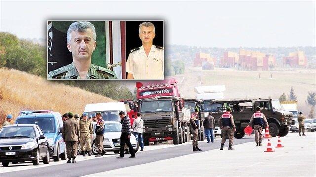 Dönemin Jandarma Kriminal Daire Başkanı Burhanettin Cihangiroğlu gözaltına alındı.