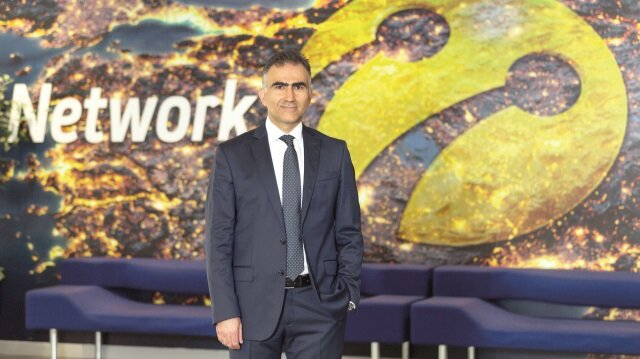 Turkcell Şebekelerden Sorumlu Genel Müdür Yardımcısı Gediz Sezgin