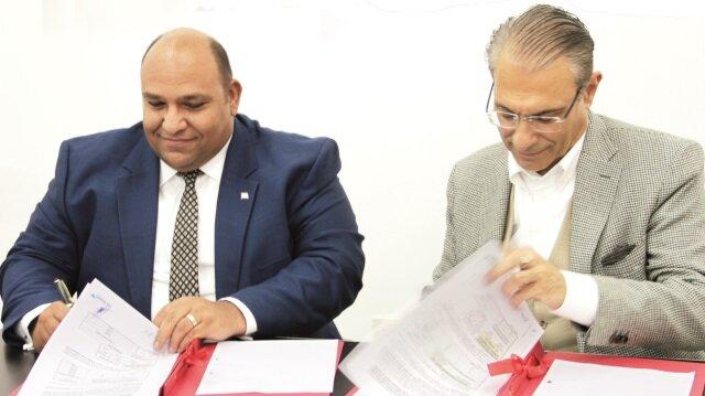 Üç yıllık toplu internet alımına yönelik protokol imzalandı