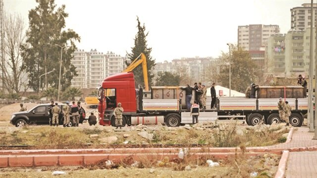 Cihangiroğlu MİT TIR'ları davasında gözaltına alındı.
