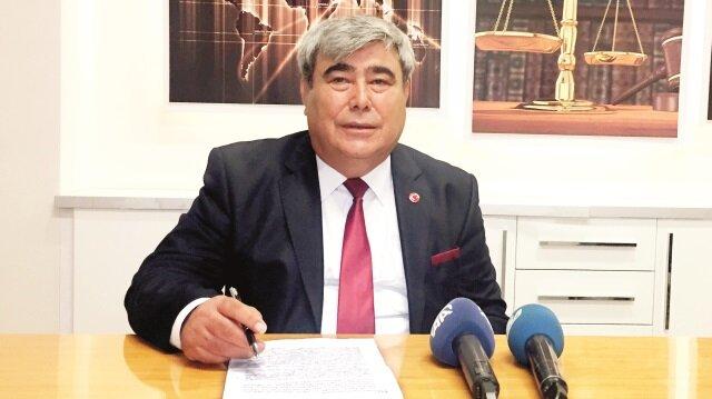 Partinin Kurucular Kurulu üyesi Ali Aydın