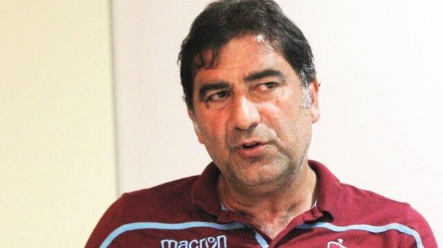 Trabzonspor Teknik Direktörü Ünal Karaman