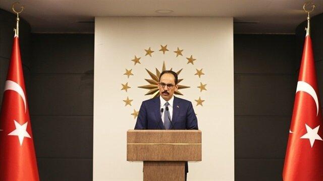 الرئاسة التركية تدين هجومي باكستان وتؤكد وقوفها معها