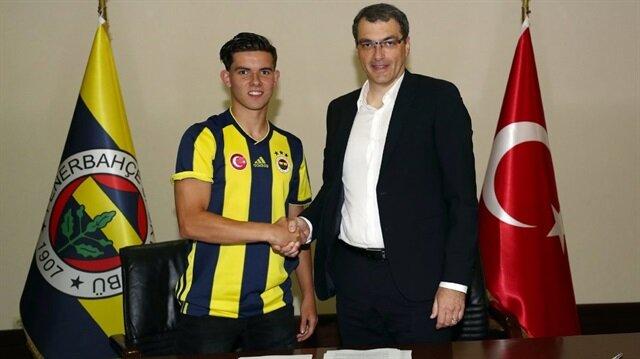 Resmen Fenerbahçe'de