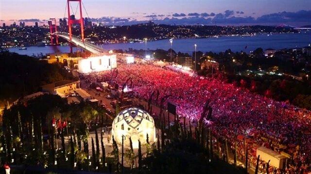 الرئاسة التركية تدعو للمشاركة في مسيرة بالذكرى الثانية للانقلاب الفاشل