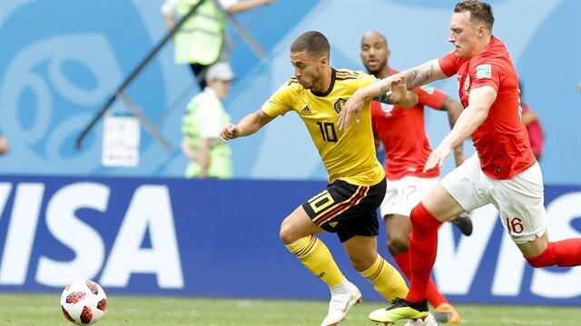 Belçika 2-0 İngiltere (Geniş özet ve goller)